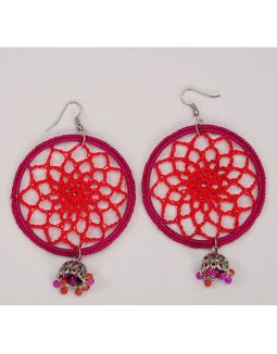 Dreamcatcher Crochet Dangler