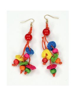 Crochet Multicolour Dangler