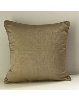 Beige Texture Cushion Cover