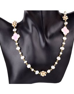 Beautiful Gold Plated Necklace