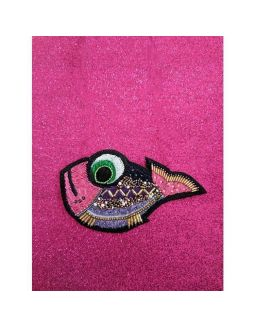 Big Eyes Brooch