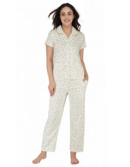 Butterscotch Sky Classic Pajama Set