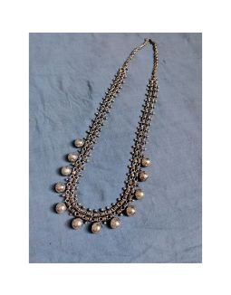 Handcrafted Silver Chain