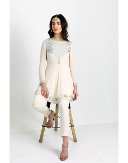 Ivory Suit with Pant