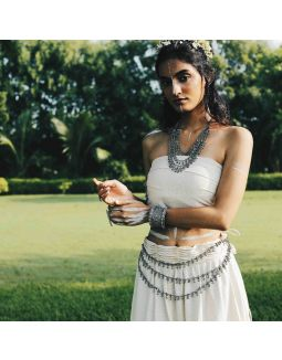 Datura Layered Necklace