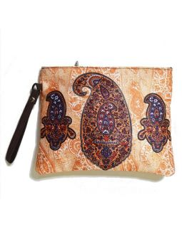 Pouch Paisley