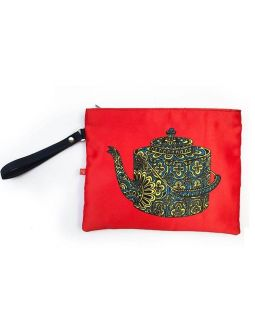 Kettle Print Pouch