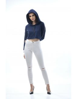 Space Blue Pullover