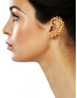 Golden Ear Cuffs