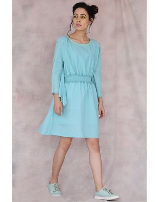 Turquoise Damsel Dress