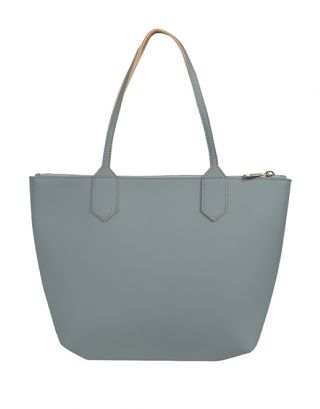 Sky Blue Medium Tote Bag