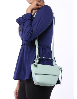 Mint Green Sling Bag