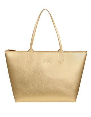 Gold Large Tote Bag