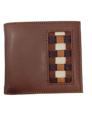 Brown Unisex Wallet