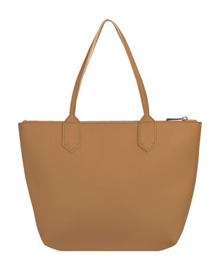 Brown Medium Tote Bag