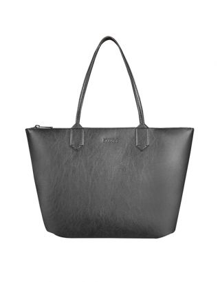 Charcoal small tote bag