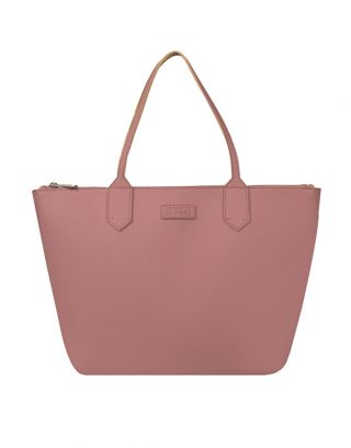 Rose Gold Mallow Tote Bag