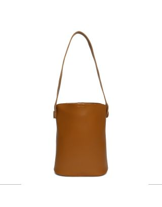 Brown Canvas Handbag