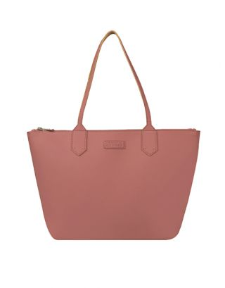 Mallow Pink small tote bag