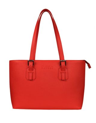 Red Scarlet Tote Bag