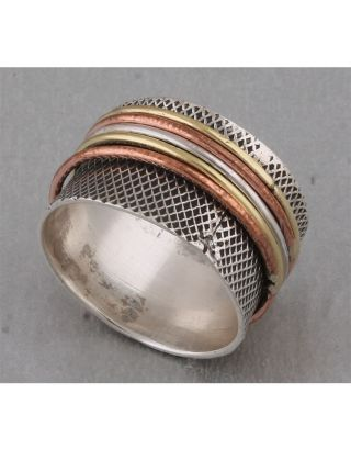 Unique Thumb Ring