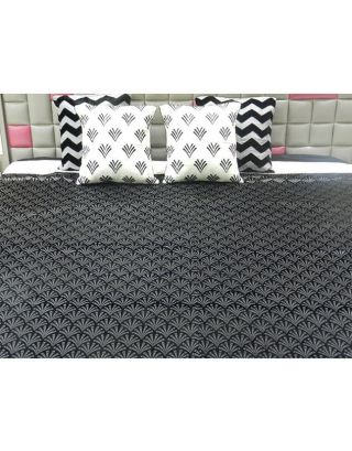 Bed Cover with 2 Cushion Covers