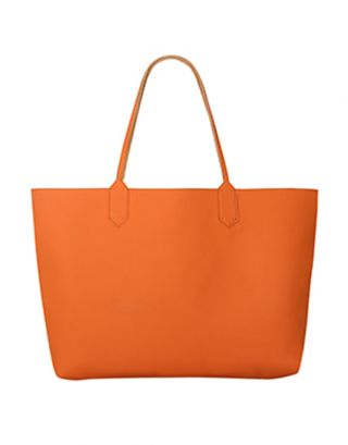 Orange Reversy Small Tote Bag