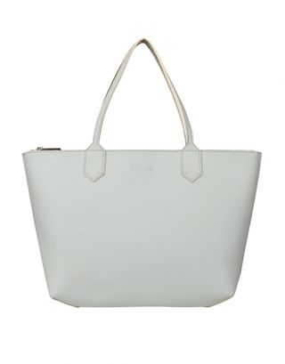Light Blue Ice Tote Bag