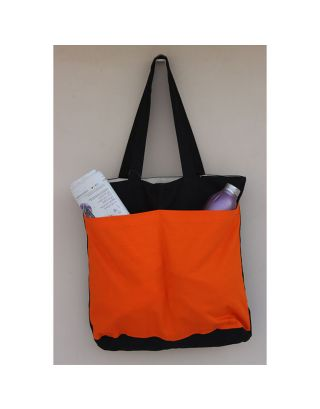 Two Colour Tote Bags