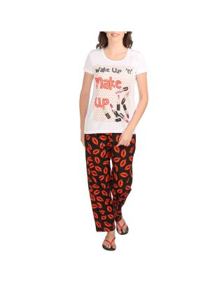 Make Up Addict Pyjama Set