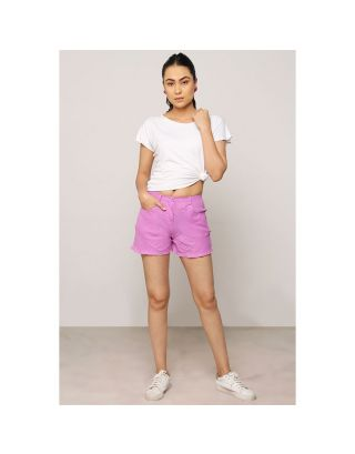Lilac Tenis Shorts
