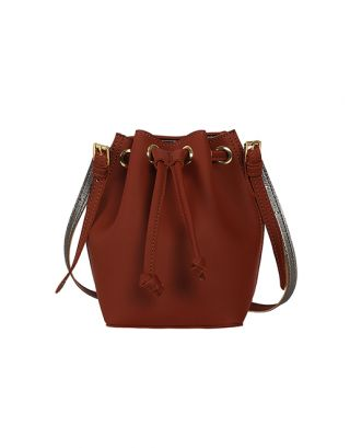 Wine penny bucket bag