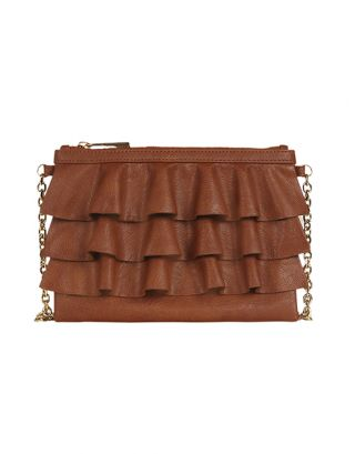 Rust small sling bag