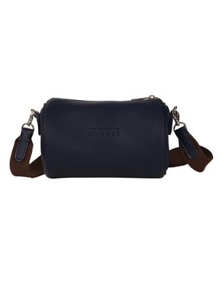 Navy Cylindro Duffel Bag