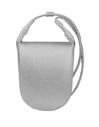 Grey Toss Charcoal Sling Bag
