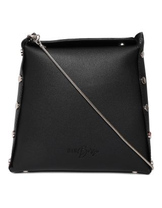 Black Soft Crossbody Bag