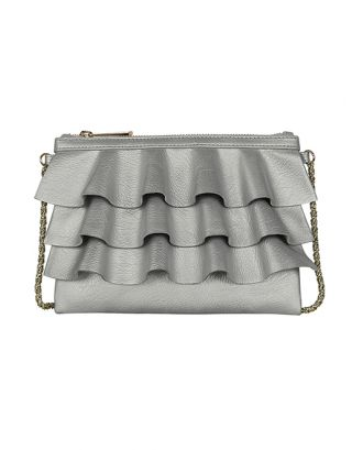 Metallic Small sling bag