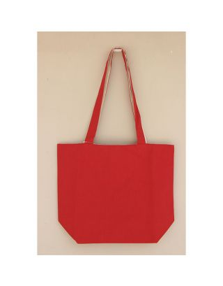 Solid Colour Tote Bags