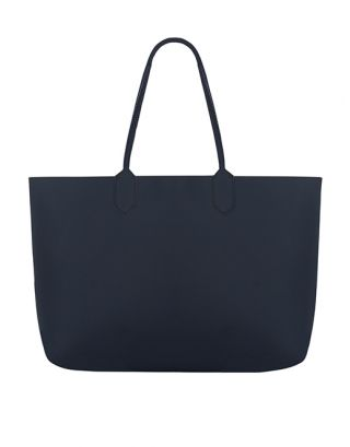 Navy Blue Large Reversy Tote Bag