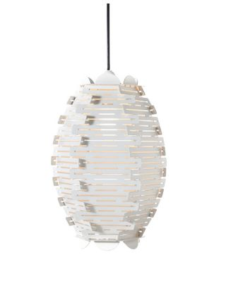 Bee-Hive White Hanging Lamp