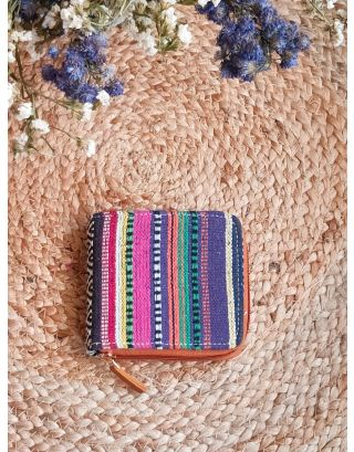 Bold And Beautiful Mini Wallet
