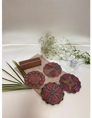 Signature Coasters (Set of 4)