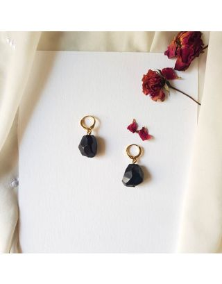 Cute Black Earrings