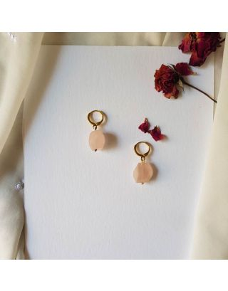 Cute Pink Earrings