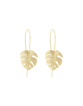 Gold Plated Lina Earrings
