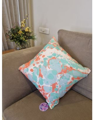 Crackles Cushion Cover