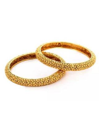 Handcraft Gold touch Bangles