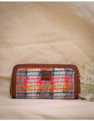 French Feminine Clutch Wallet