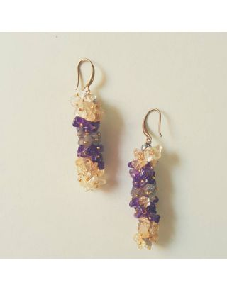 Grape-Earrings