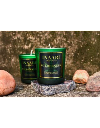 Wilderness Musk Scente Candle Jars Set Of 2